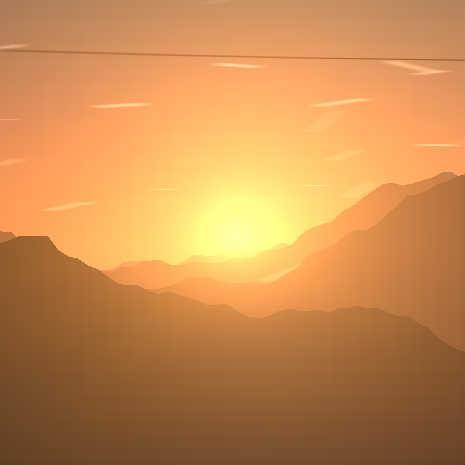 Thumbnail : Super Express Desert Sunset + Rain (Stardust ver.)