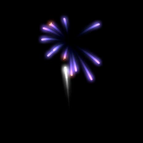 [Stardust] Brilliant Fireworks - forked from: Creek challenge by cjcat2266