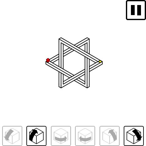 錯視迷図 -Ilusion Maze- by o_healer