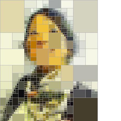 フラクタルで画像を描画する by fumix