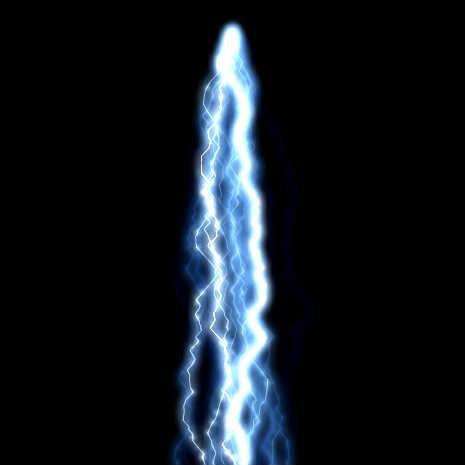 ビリビリ(Lightning Effect)