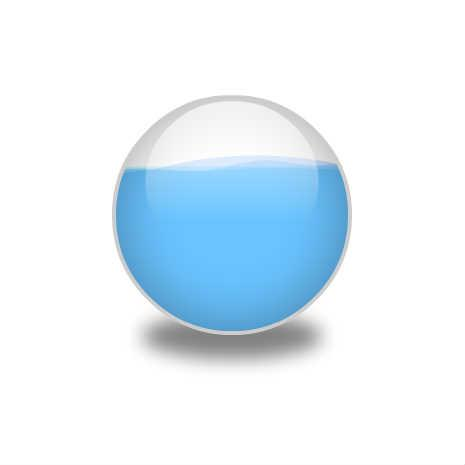 Water in Ball