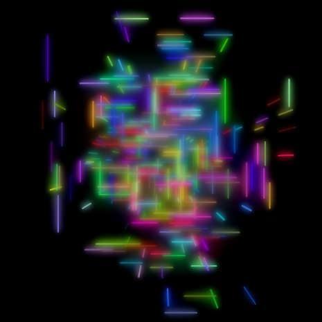 【PV3D】Line3Dで遊んでみた by Nyarineko