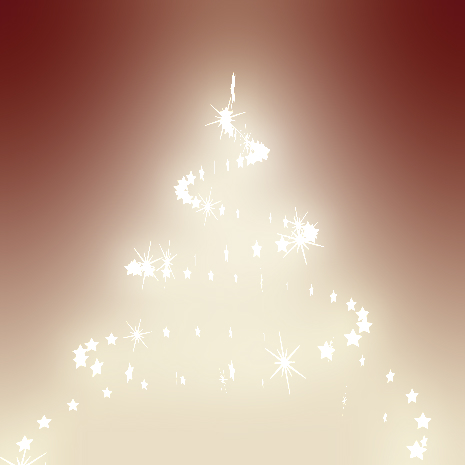 XMas Spiral Tree by luar