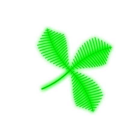 three leaf clover by Dorara