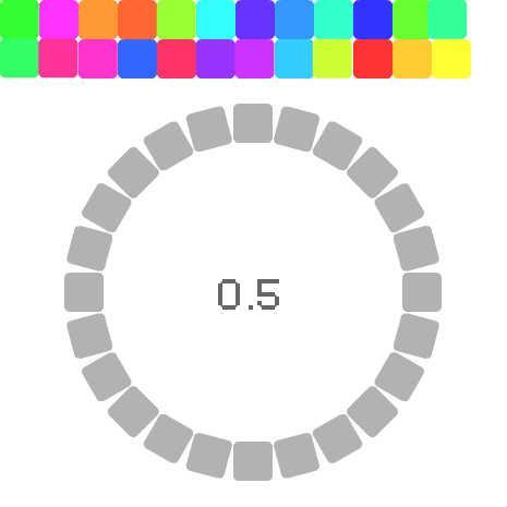 HueCircleTest 色相環テスト by ton