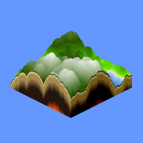 Voxel by bkzen