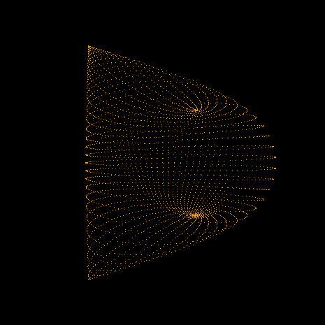 3D Lissajous Curve by sion0303
