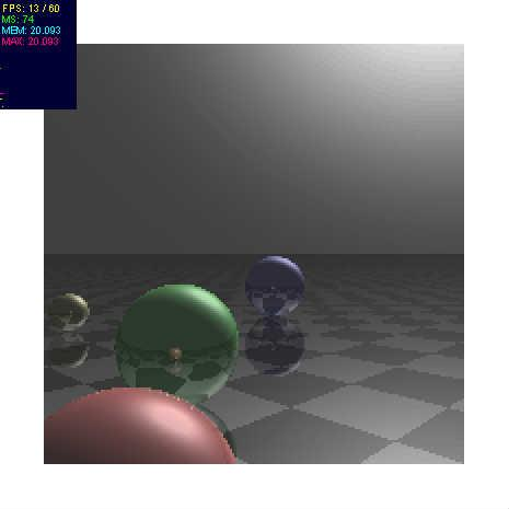 Thumbnail : Real Time Ray Tracing