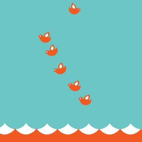 TwitterBird by paq