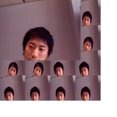 Sakotsu Camera by Saqoosha