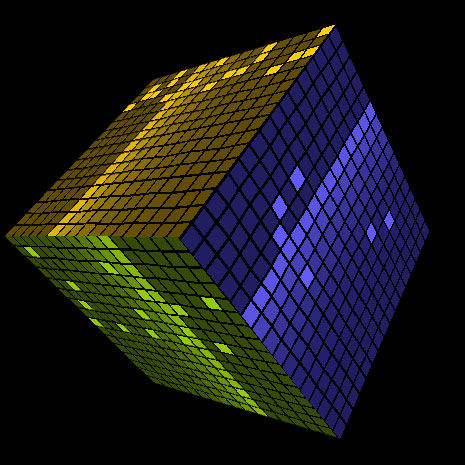 SiON TenorionCube by rect