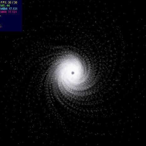 台風または銀河 by uwi