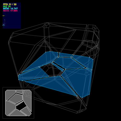 forked from: Voronoi 3D  by itr0510
